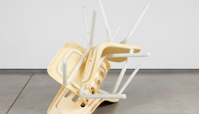 Violette's 'Not Yet Titled (Three Chairs)'