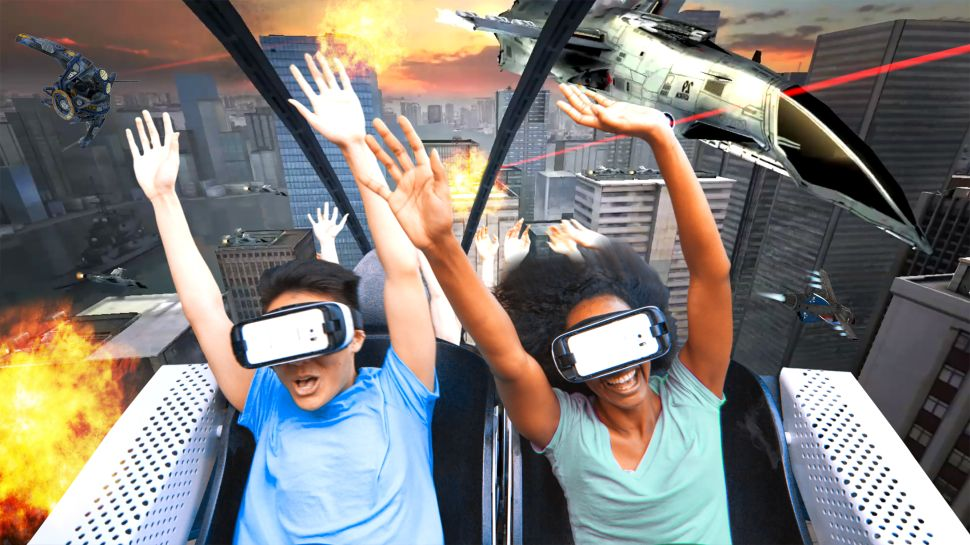 9 Six Flags Roller Coasters Will Feature Virtual Reality as Early as This Month