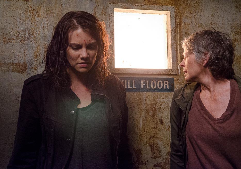The Walking Dead & Fear The Walking Deads hottest babes