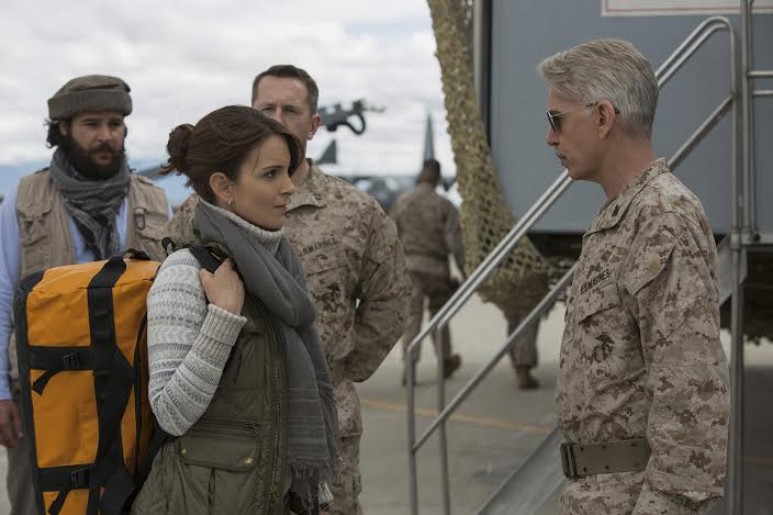 Tina Fey's Smashing Turn as a Serious Actress in 'Whiskey Tango Foxtrot'