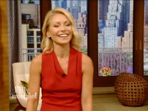 Kelly Ripa's forthright address to viewers: This is about respectin the workplace.