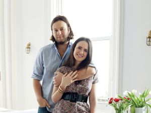 Tribeca couple Matt Abramcyk and Nadine Ferber are looking for a new project in the neighborhood.
