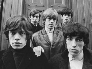 Mick Jagger, Charlie Watts, Brian Jones, Keith Richards and Bill Wyman.