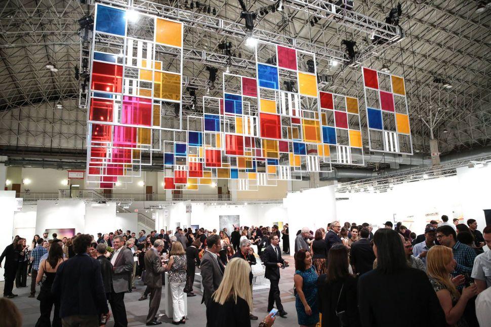 Chicago's Leading Art Fair Beefs Up Programming