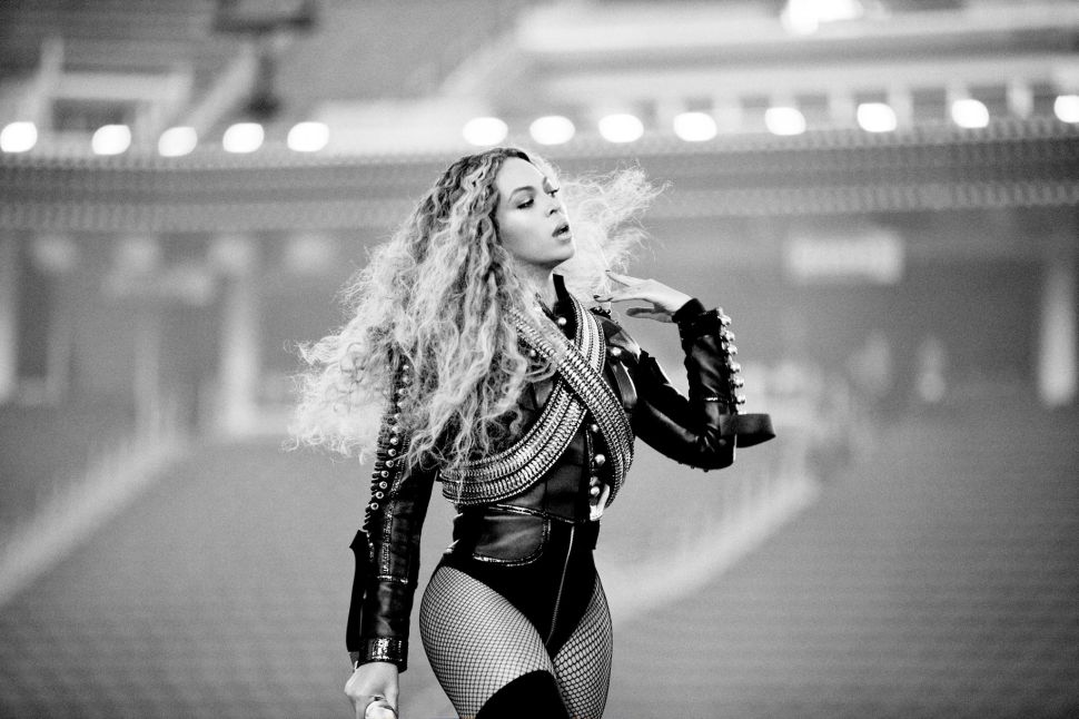 Beyoncé Sends a Message to Men by Excluding Them From 'Lemonade'