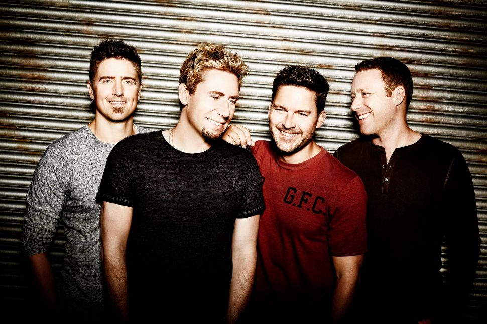 Nickelback Don't Mind If You Think They're 'Music to Get Herpes By'