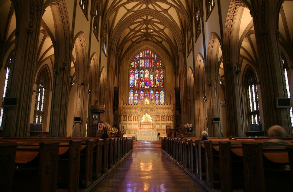 Will This Catholic App Become the Tinder for Churches?