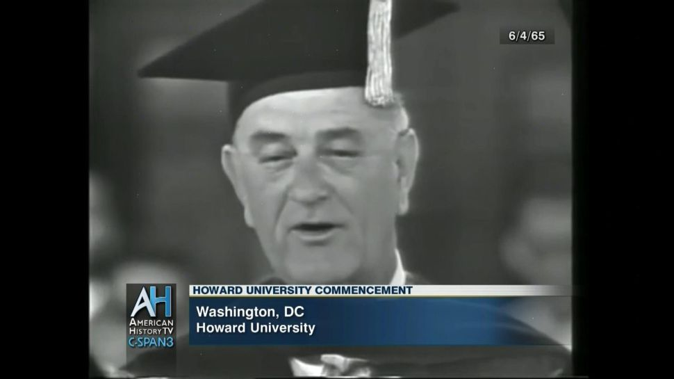 At Howard University, Obama Must Contend With LBJ's Legacy