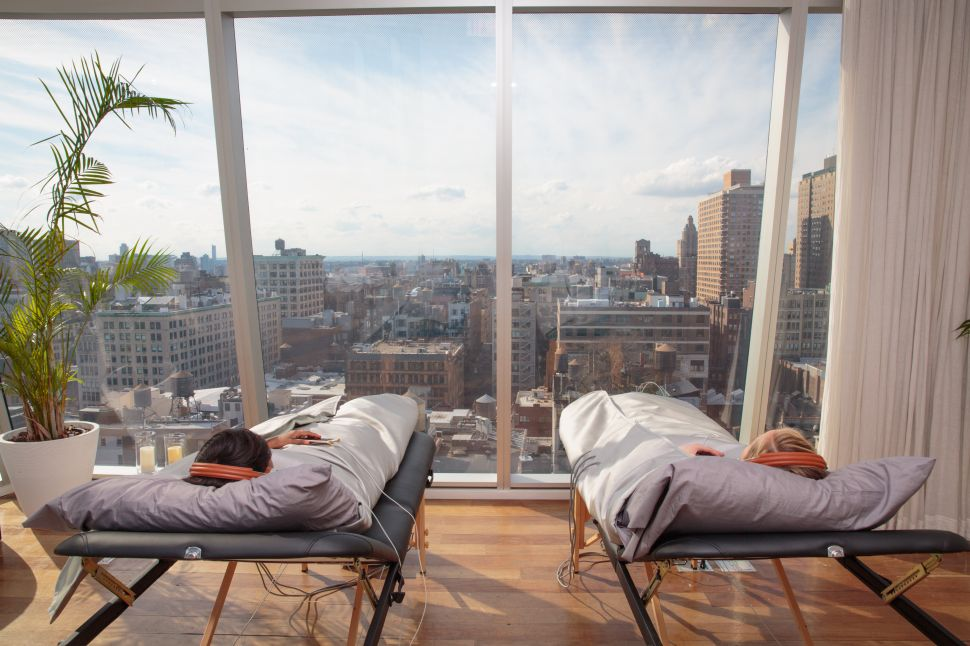 This Spa of the Future Can Cure Your Hangover