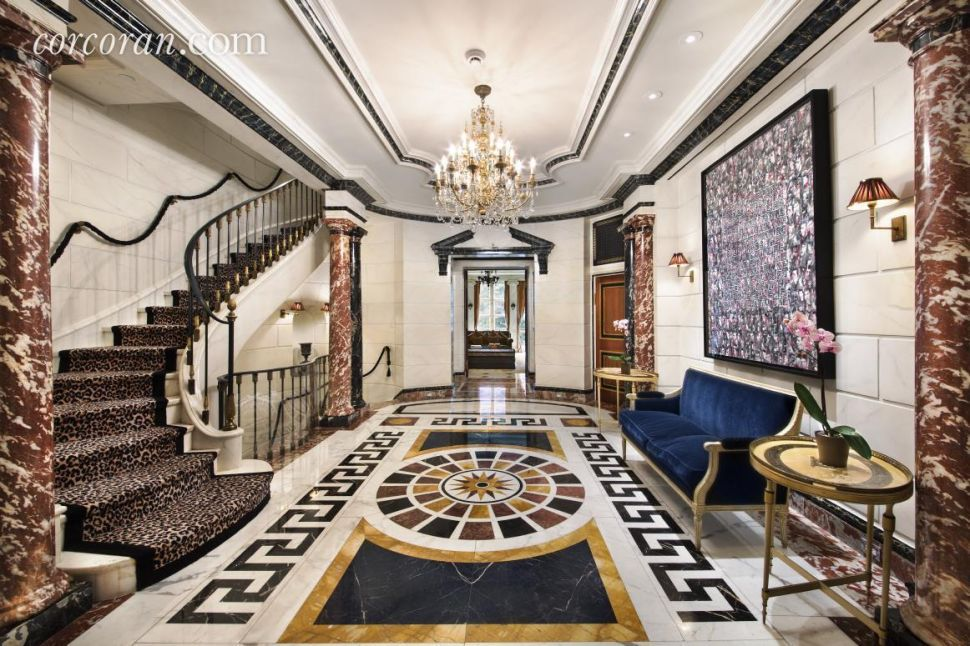 Forget Casa Casuarina: Live in Versace's Former Fifth Avenue Manse for $120,000/Month