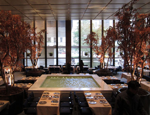 Four Seasons Furnishings for Sale, Artist Makes the Louvre Disappear