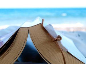 Beach books can still stimulate your mind.
