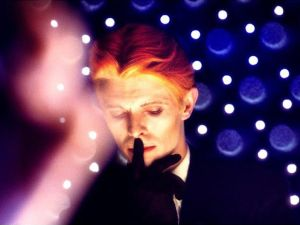 Steve Schapiro, David Bowie, New Mexico, (1975), (The Man Who Fell To Earth).