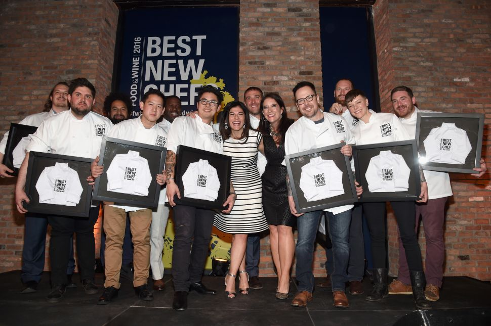 The Food & Wine Best New Chefs Soirée Was a Gourmand's Dream Come True