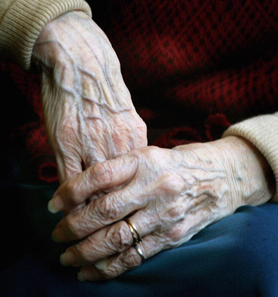 Women Over 75 are Almost Twice as Likely as Men to Live In Poverty