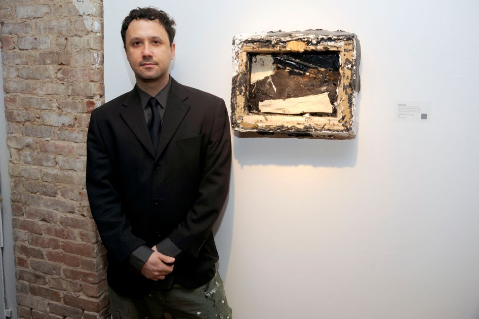 Artist Sues Elizabeth Foundation for the Arts After Losing Studio Space