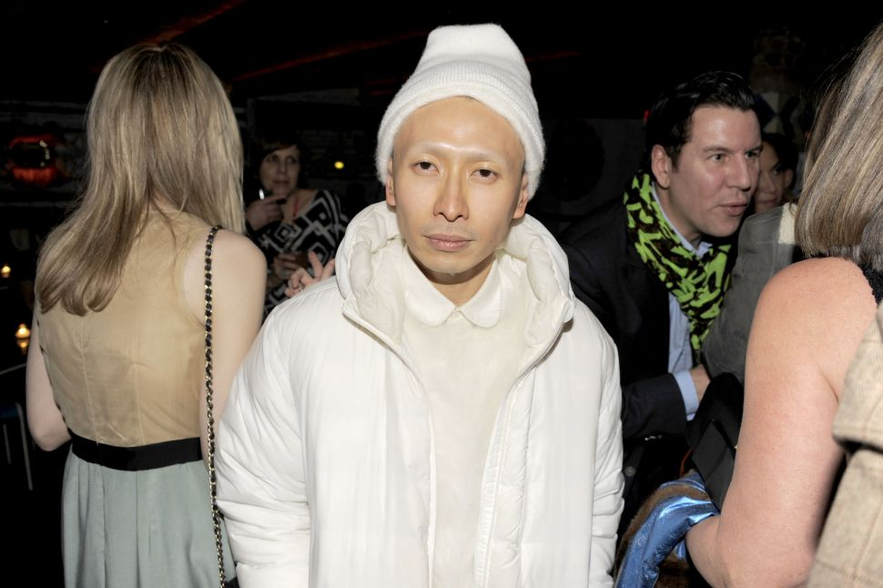Terence Koh, Self-Proclaimed 'Naomi Campbell of the Art World,' Un-Quits Art