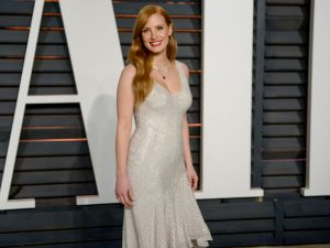Jessica Chastain has decided she's more of an uptown girl.