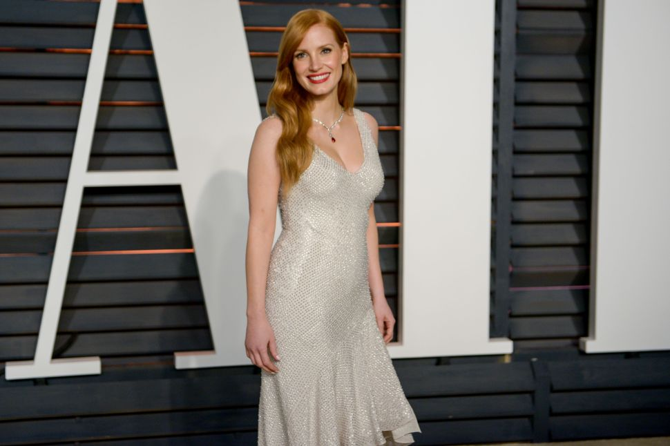Moving Up: Jessica Chastain Lists Mercer Street Duplex for $1.8 M