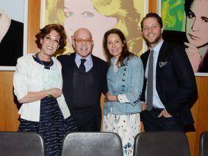 Peggy Siegal, William Norwich, Samantha Boardman, Derek Blasberg