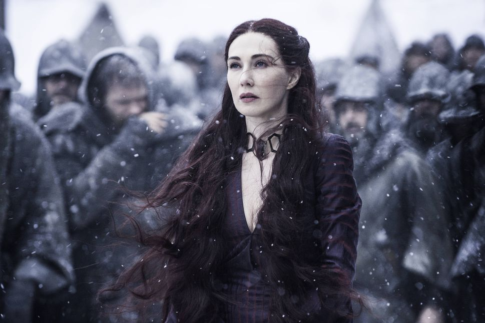 Chain Reaction: Beautiful, Deadly Necklaces on 'Game of Thrones' and 'The Good Wife'