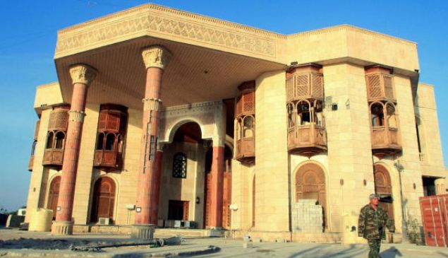 The palaces of Saddam Hussein will soon be opened for public as a public art museum.
