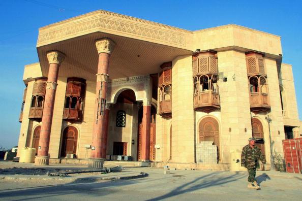 Saddam Hussein's Basra Palace to Become Art Museum