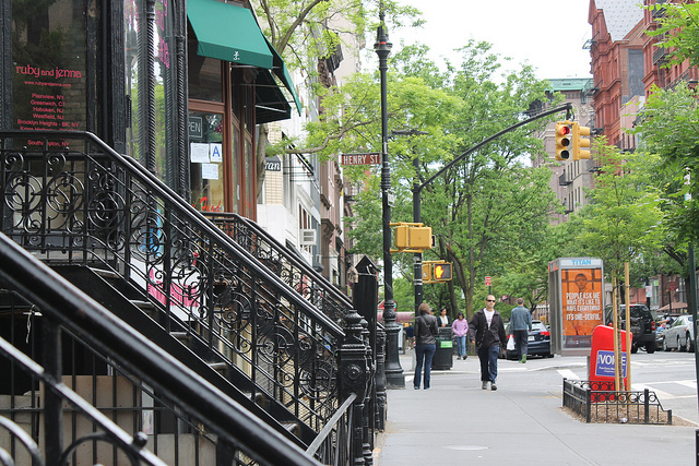 On the Market: Brooklyn Heights Townhouses Oblivious to Slumping Luxury Market