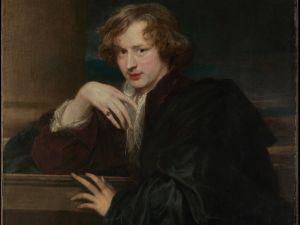 Anthony van Dyck (1599–1641) Self-Portrait, ca. 1620–21.