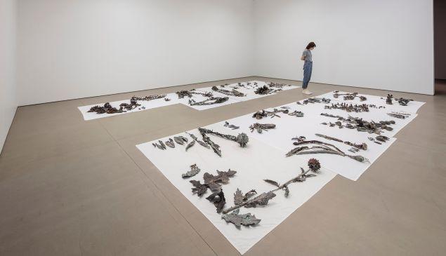 Abbas Akhavan Study for a Monument (2013-2015.)