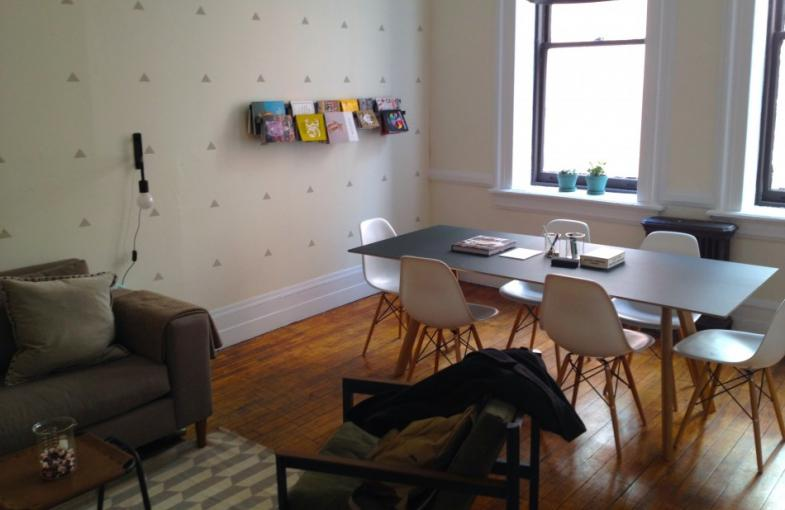 Breather: Because a Startup Doesn't Always Come with Cute Office Space