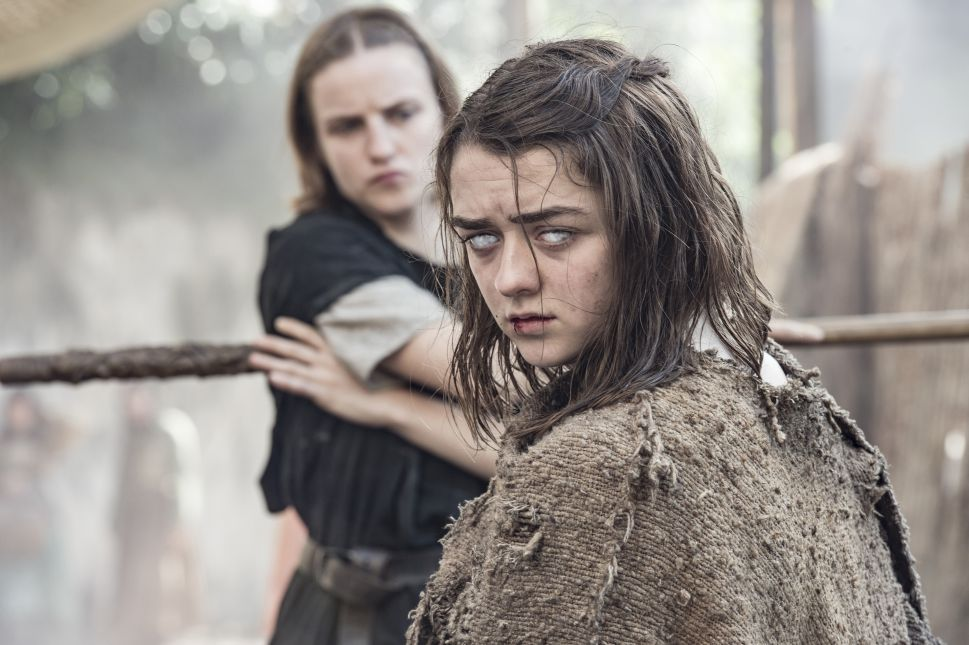 A Lot of People Watched 'Game of Thrones' Over Porn, and the Data Looks Like a Dragon