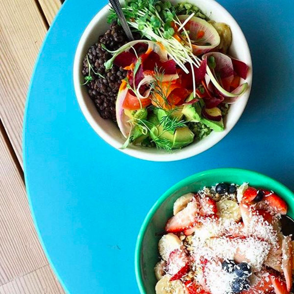 Backyard Bowls is the Best Post-Workout Snack Spot in Los Angeles