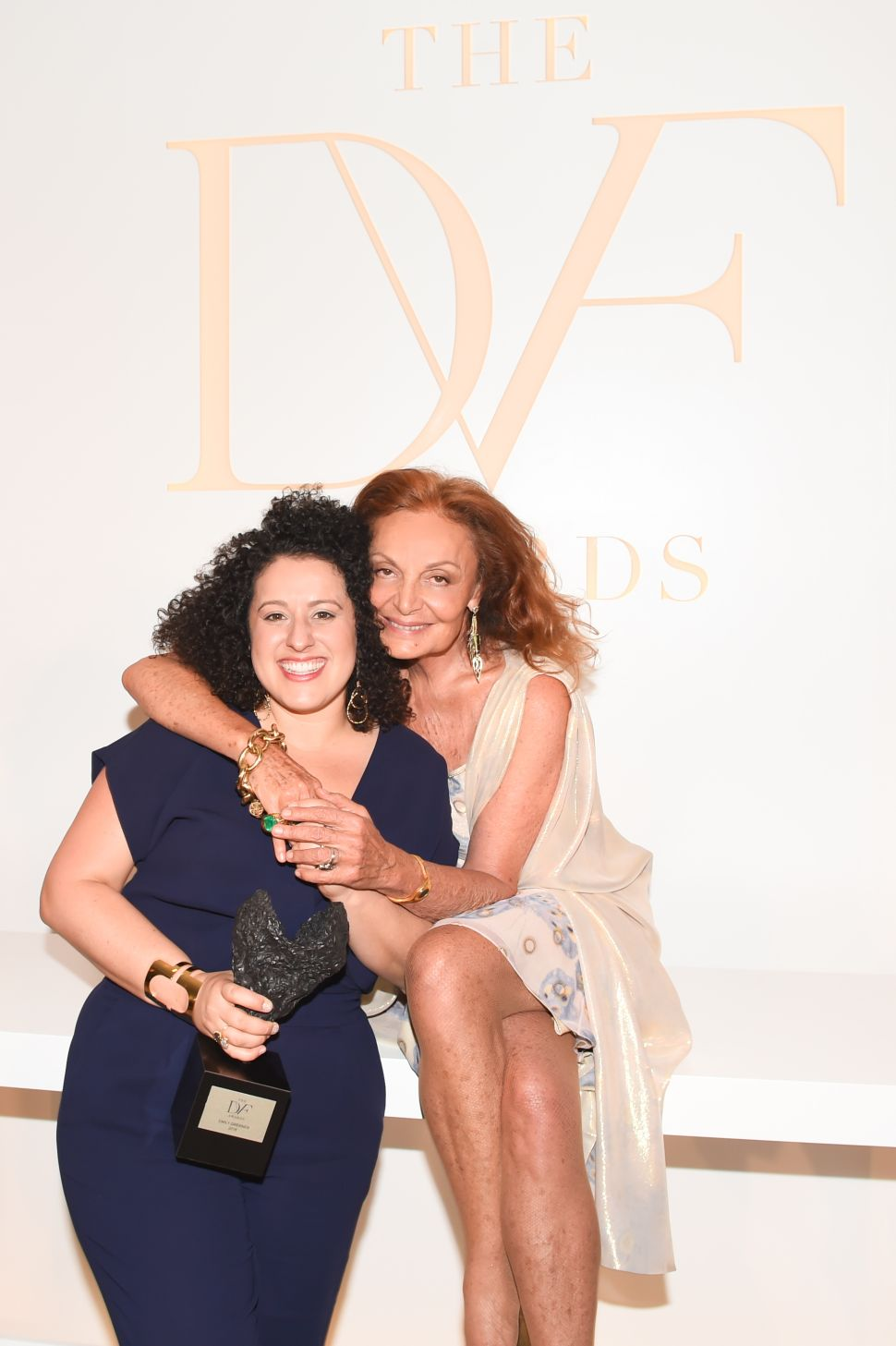 The DVF Awards Were an Empowering Version of Girl's Night Out