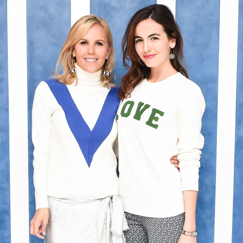 Tory Burch Debuted Her Newest Store Last Night With An Epic Shindig