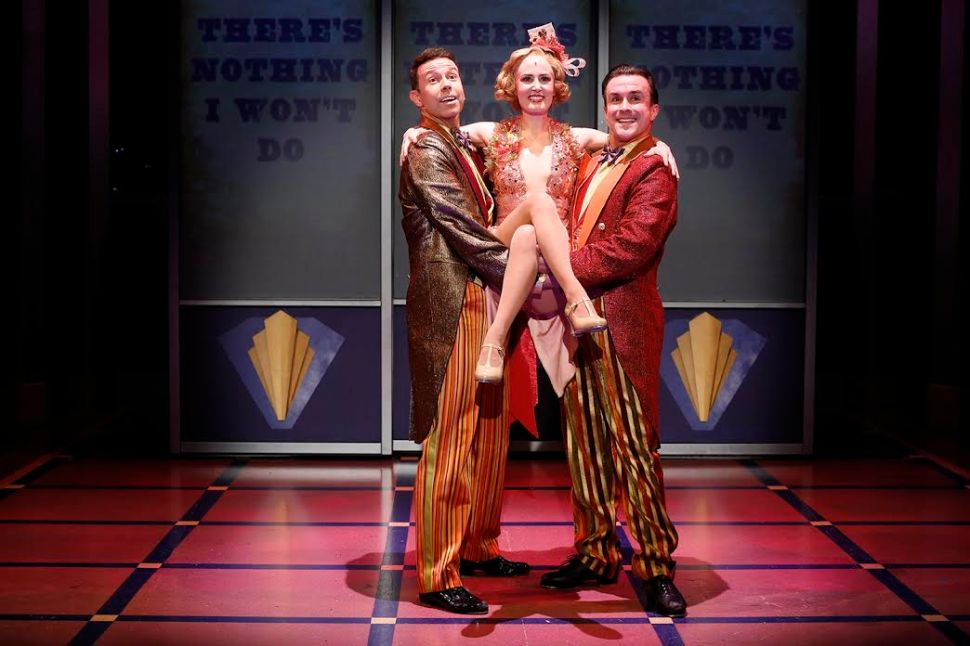 James Cagney Comes to Life in a Brilliant Off-Broadway Musical