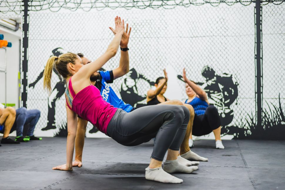 ConBody: The Prison-Style Workout With a Social Mission