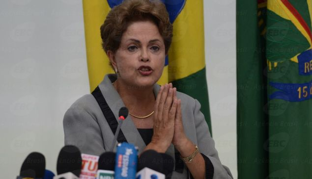 Brazilian President Dilma Rousseff is among the government officials involved in a corruption scandal in that country.