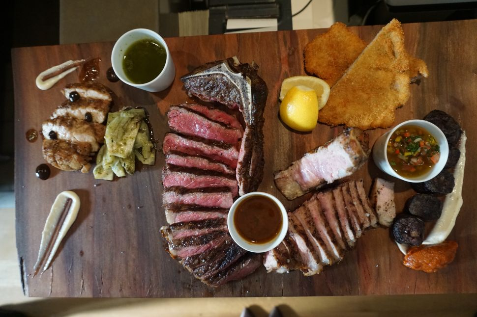 Wolfgang Puck's 'Cut Beverly Hills' Goes Around the World of Meat