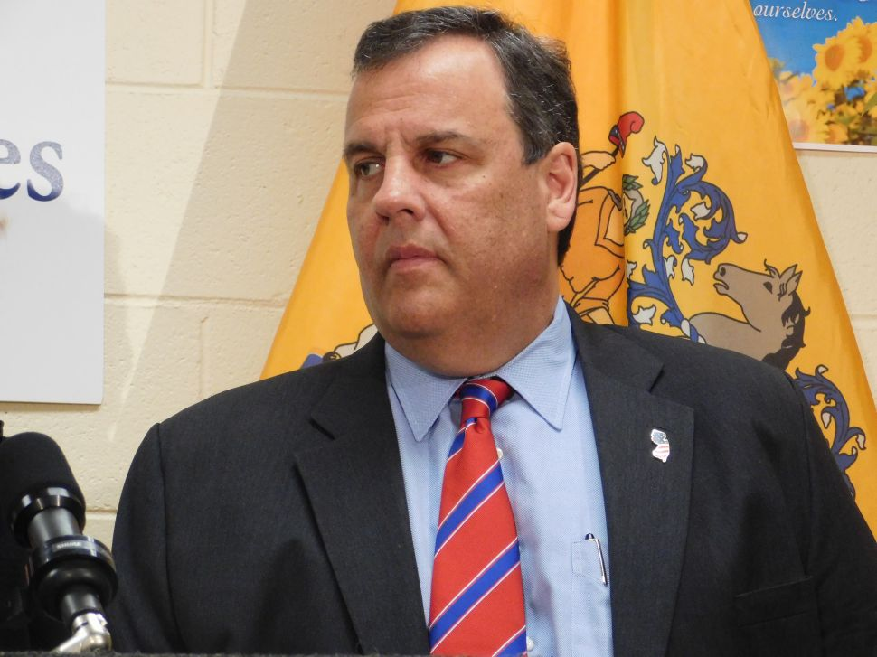 Governor Christie's Memorial Day Statement