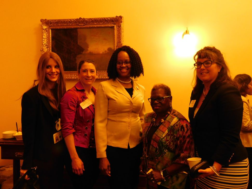 Women's Political Caucus Breakfast Draws Attendees from Around NJ