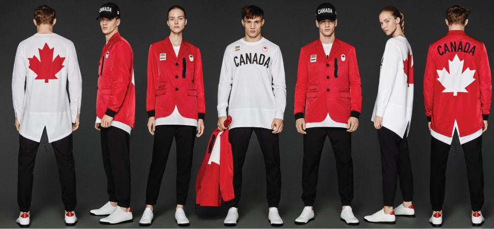Canada Will Probably Be the Best Dressed Team at the Rio Olympics