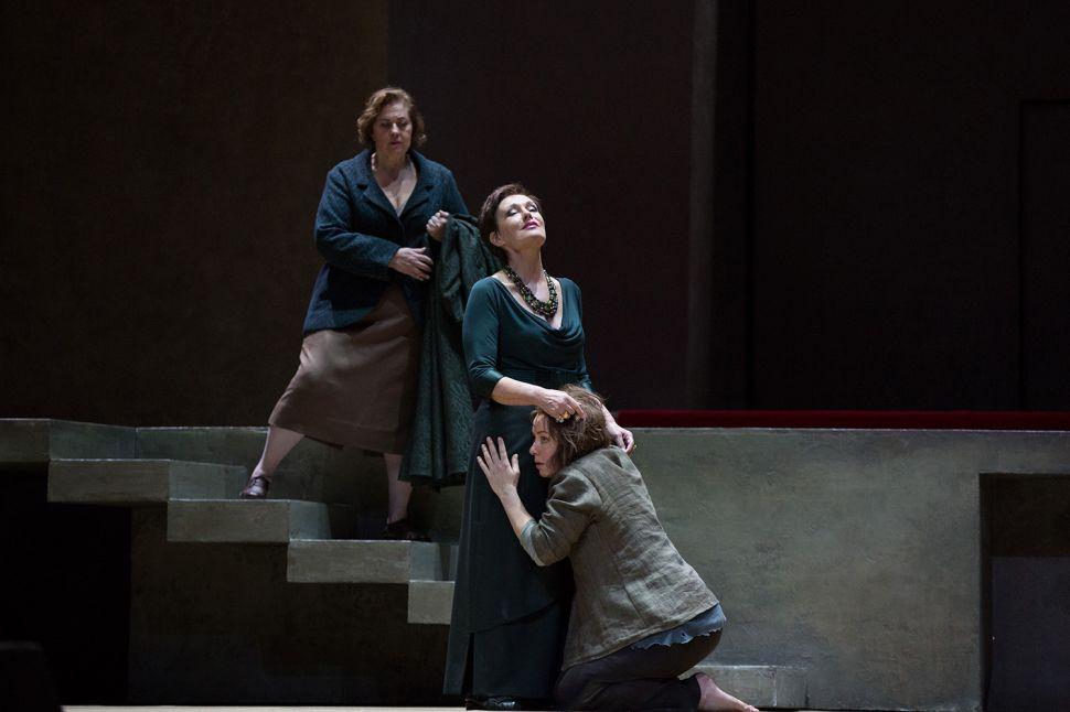 Magnificent Futility: Richard Strauss's 'Elektra' at the Met