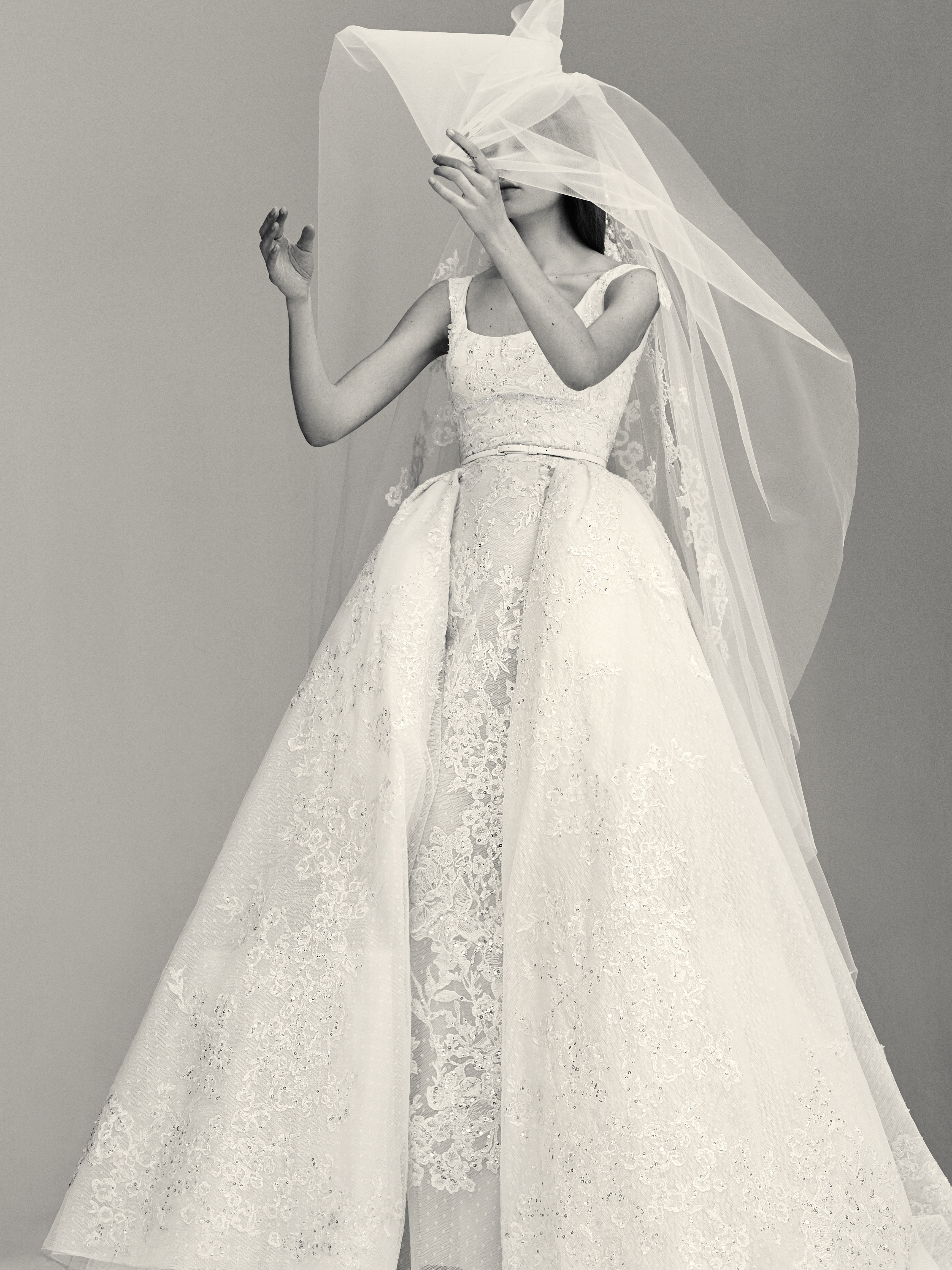 Elie Saab S First Bridal Collection Is Just Beautiful Observer