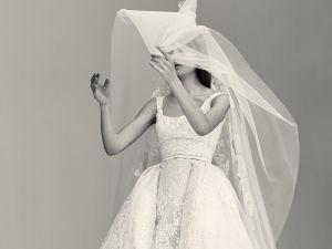 Elie Saab's bridal debut