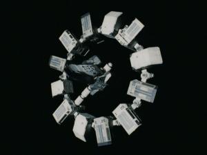 The Endurance spacecraft in Interstellar