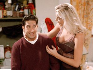 "In ""The One With The Dirty Girl,"" Ross breaks up with a slob."