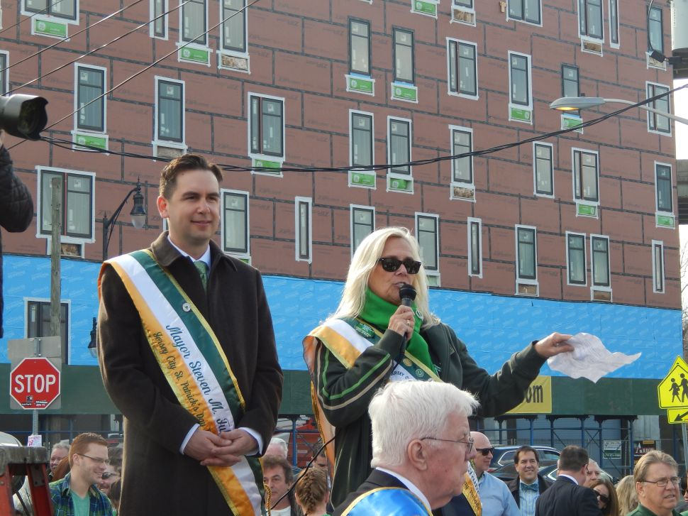 Jersey City Mayor Fulop Interfaces with Local Leaders in Atlantic City