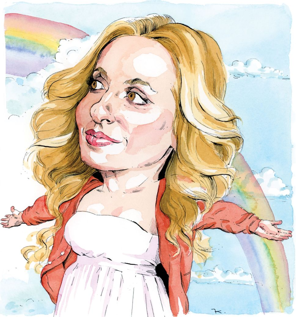 Oprah-Certified Self-Help Maven Gabrielle Bernstein: 'Happiness Isn't for Dabblers'