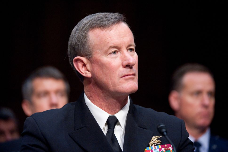 Admiral William McRaven and the Greatest of Special Ops: Saving America